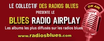 Blues Radio Airplay